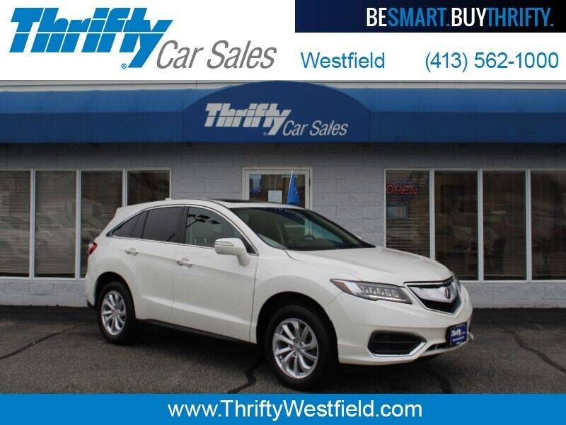 2018 Acura RDX for sale at Thrifty Car Sales Westfield in Westfield MA
