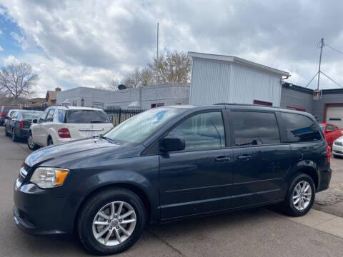 2014 Dodge Grand Caravan for sale at Sanaa Auto Sales LLC in Denver CO