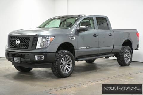 2019 Nissan Titan XD for sale at Modern Motorcars in Nixa MO