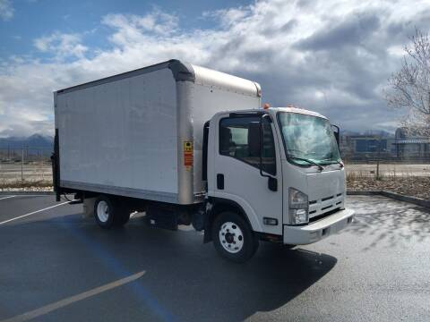 2013 Isuzu NPR-HD for sale at ALL ACCESS AUTO in Murray UT