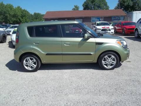 2013 Kia Soul for sale at BRETT SPAULDING SALES in Onawa IA