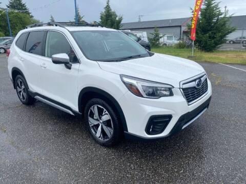 2021 Subaru Forester for sale at MK MOTORS in Marysville WA
