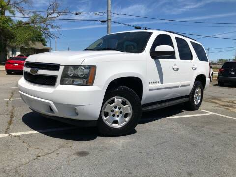 2008 Chevrolet Tahoe for sale at Atlas Auto Sales in Smyrna GA