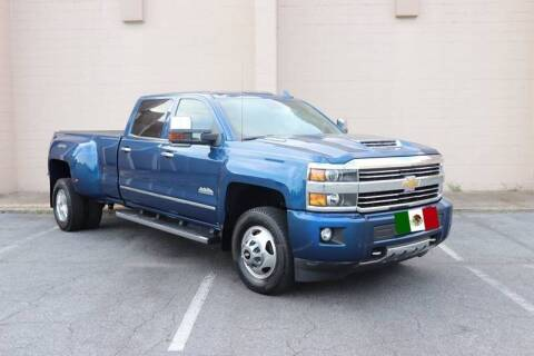 2017 Chevrolet Silverado 3500HD for sale at El Patron Trucks in Norcross GA