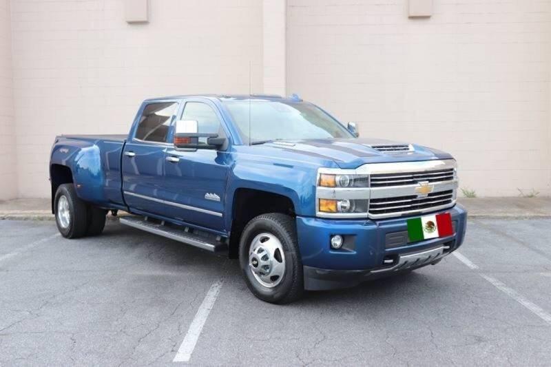 2017 Chevrolet Silverado 3500HD for sale at El Patron Trucks in Norcross GA