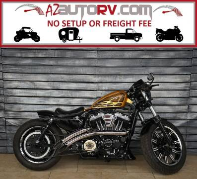 2016 Harley-Davidson Sportster for sale at Motomaxcycles.com in Mesa AZ