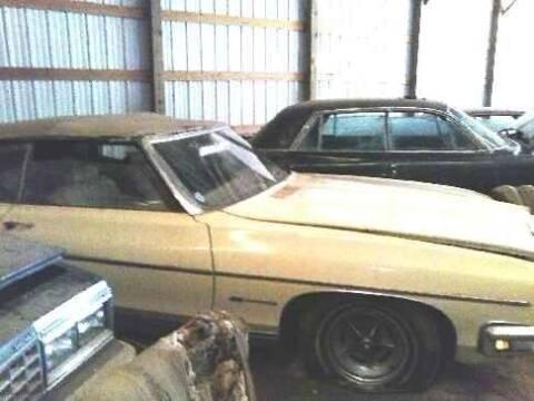 1970 Pontiac Bonneville for sale at Classic Car Deals in Cadillac MI