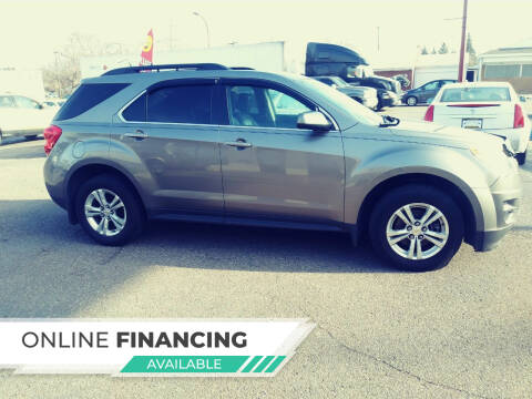 2012 Chevrolet Equinox for sale at GREAT DEAL AUTO SALES in Center Line MI