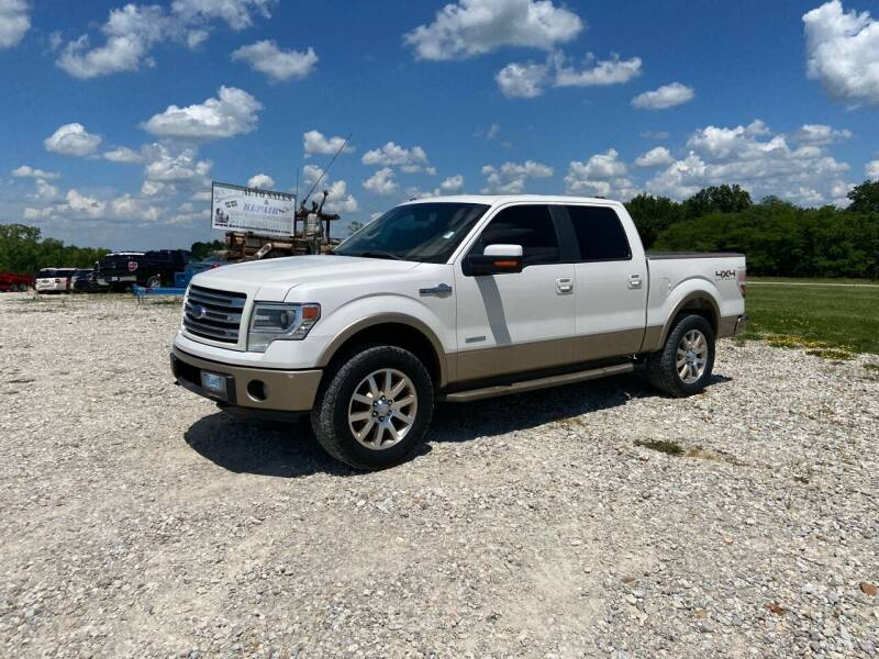 2013 Ford F-150 for sale in New Bloomfield, MO