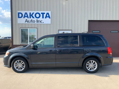 2013 Dodge Grand Caravan for sale at Dakota Auto Inc. in Dakota City NE
