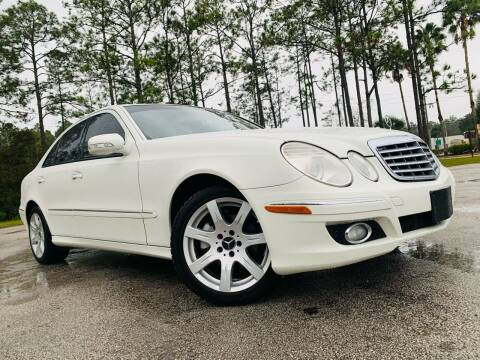 2008 Mercedes-Benz E-Class for sale at PennSpeed in New Smyrna Beach FL