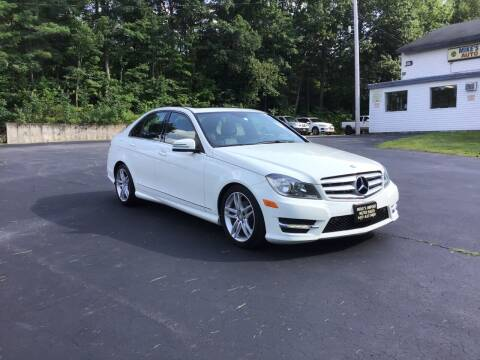 2012 Mercedes-Benz C-Class for sale at Mikes Import Auto Sales INC in Hooksett NH