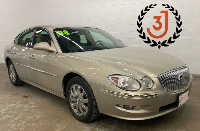 2008 Buick LaCrosse for sale at 3 J Auto Sales Inc in Arlington Heights IL