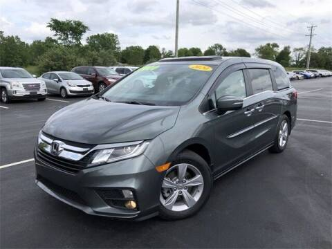 2020 Honda Odyssey for sale at White's Honda Toyota of Lima in Lima OH