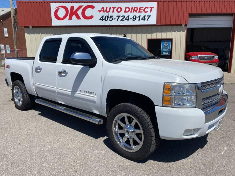2011 Chevrolet Silverado 1500 for sale at OKC Auto Direct in Oklahoma City OK