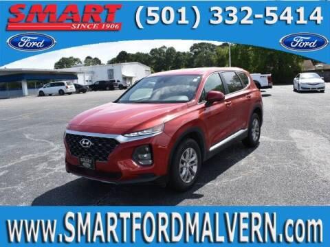 2019 Hyundai Santa Fe for sale at Smart Auto Sales of Benton in Benton AR