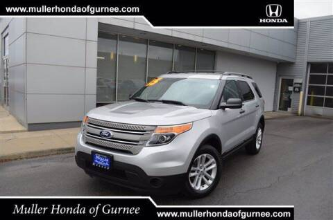 2015 Ford Explorer for sale at RDM CAR BUYING EXPERIENCE in Gurnee IL