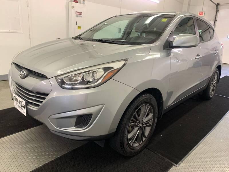 2015 Hyundai Tucson for sale at TOWNE AUTO BROKERS in Virginia Beach VA