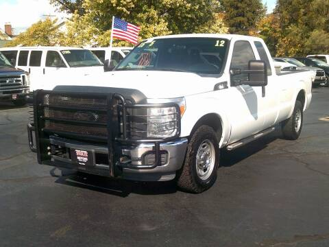 2012 Ford F-350 Super Duty for sale at Stoltz Motors in Troy OH