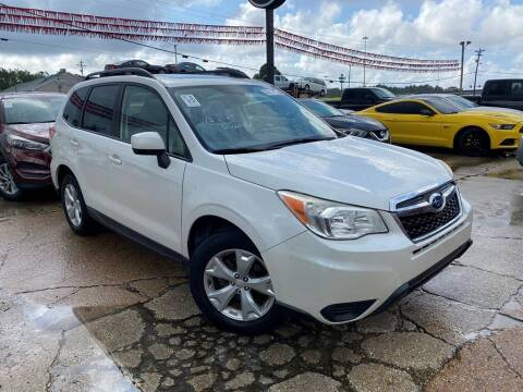 2014 Subaru Forester for sale at Direct Auto in D'Iberville MS