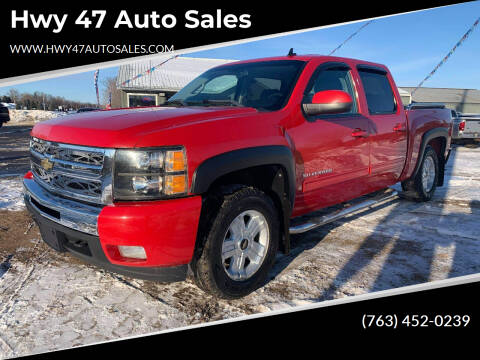 2009 Chevrolet Silverado 1500 for sale at Hwy 47 Auto Sales in Saint Francis MN