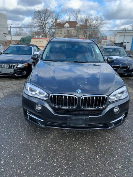 2014 BMW X5 for sale at BEACH AUTO GROUP INC in Fishkill NY