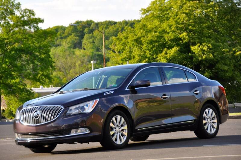 2015 Buick LaCrosse for sale at T CAR CARE INC in Philadelphia PA