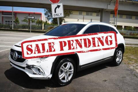 2021 Mercedes-Benz GLA for sale at ELITE MOTOR CARS OF MIAMI in Miami FL