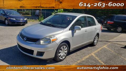 2010 Nissan Versa for sale at Clintonville Car Sales - AutoMart of Ohio in Columbus OH