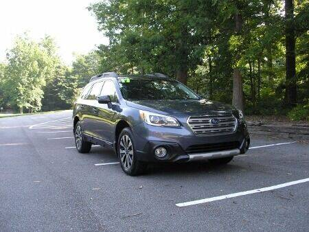 2017 Subaru Outback for sale at RICH AUTOMOTIVE Inc in High Point NC