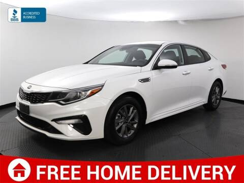 2020 Kia Optima for sale at Florida Fine Cars - West Palm Beach in West Palm Beach FL
