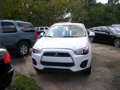 2015 Mitsubishi Outlander Sport for sale at Louisiana Imports in Baton Rouge LA