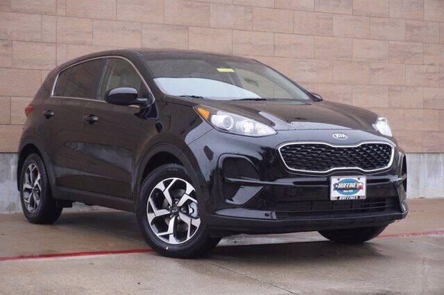 2021 Kia Sportage for sale in Mckinney, TX