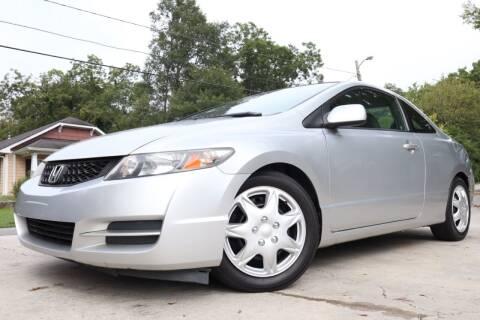 2011 Honda Civic for sale at Cobb Luxury Cars in Marietta GA