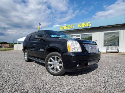 2008 GMC Yukon for sale at Kredit King Autos in Montgomery AL