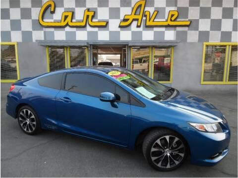 2013 Honda Civic for sale at Car Ave in Fresno CA