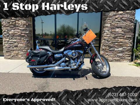 2014 Harley-Davidson Dyna Super Glide for sale at 1 Stop Harleys in Peoria AZ