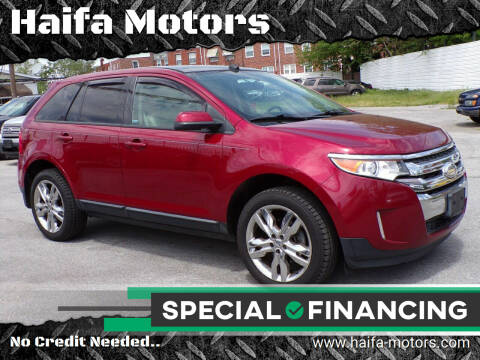 2013 Ford Edge for sale at Haifa Motors in Philadelphia PA