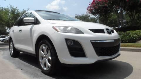 2010 Mazda CX-7 for sale at Exhibit Sport Motors in Houston TX