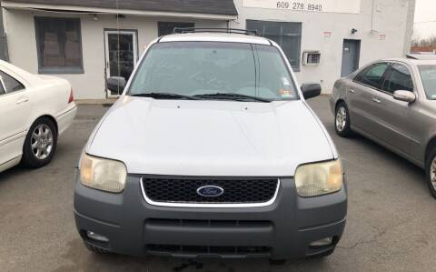 2002 Ford Escape for sale at Wilson Investments LLC in Ewing NJ