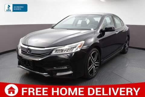 2017 Honda Accord for sale at Florida Fine Cars - West Palm Beach in West Palm Beach FL