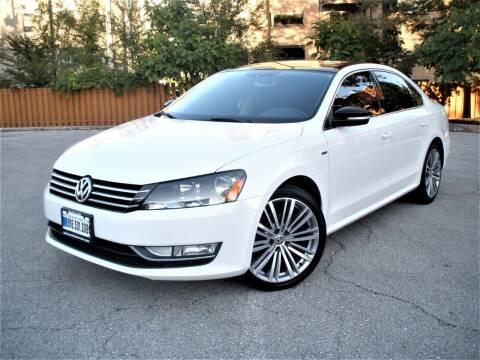 2015 Volkswagen Passat for sale at Autobahn Motors USA in Kansas City MO