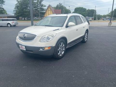 2010 Buick Enclave for sale at Approved Automotive Group in Terre Haute IN