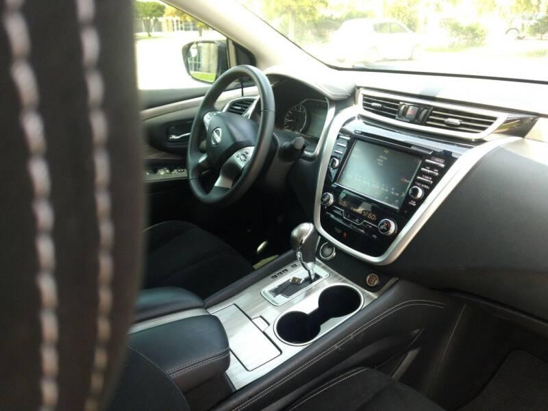 2015 Nissan Murano SV 4dr SUV - Mckinney TX