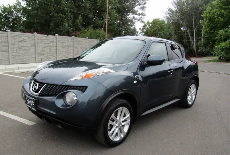 2013 Nissan JUKE for sale at Northwest Premier Auto Sales in West Richland And Kennewick WA