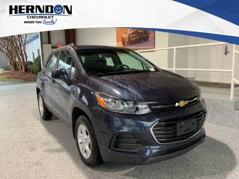 2018 Chevrolet Trax for sale at Herndon Chevrolet in Lexington SC