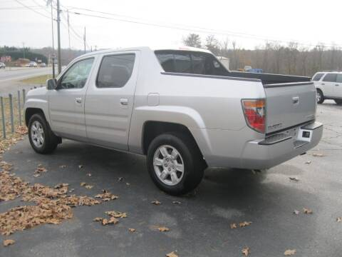 2006 Honda Ridgeline for sale at Catawba Valley Motors in Hickory NC
