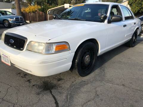2006 Ford Crown Victoria for sale at Martinez Truck and Auto Sales in Martinez CA