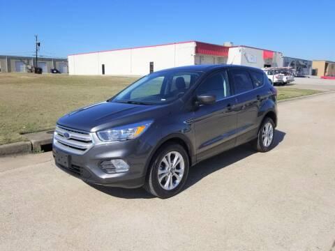 2019 Ford Escape for sale at Image Auto Sales in Dallas TX
