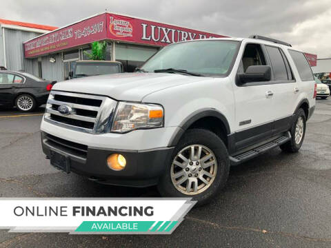 2007 Ford Expedition for sale at LUXURY IMPORTS AUTO SALES INC in North Branch MN